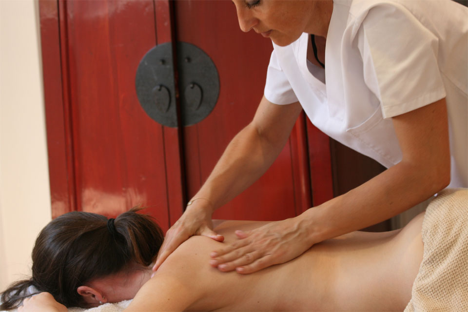 MASSAGE: AN ANTIDOTE TO STRESS